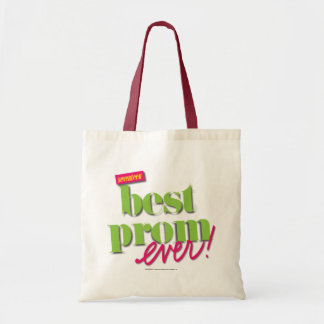 Best Prom Ever - Green Tote Bag