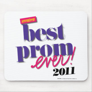 Best Prom Ever - Purple Mouse Pad