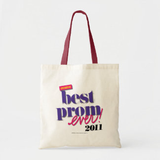 Best Prom Ever - Purple Tote Bag