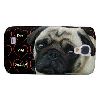 Best Pug Daddy Samsung Galaxy S4 Cases