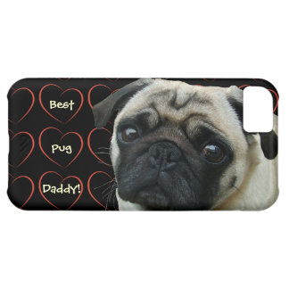 Best Pug Daddy iPhone 5C Cover
