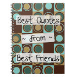 best quotes from best friends journal