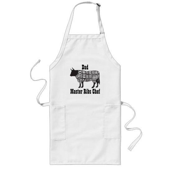 Best Ribs Chef, Customizable Apron