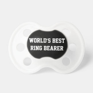 Best Ring Bearer Baby Pacifier