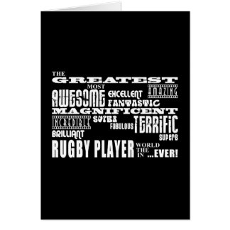 Best Rugby Players Greatest Rugby Player Card