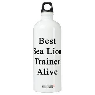 Best Sea Lion Trainer Alive SIGG Traveler 1.0L Water Bottle