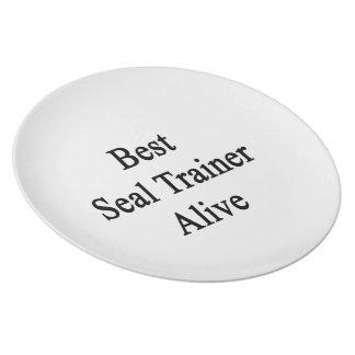 Best Seal Trainer Alive Plates