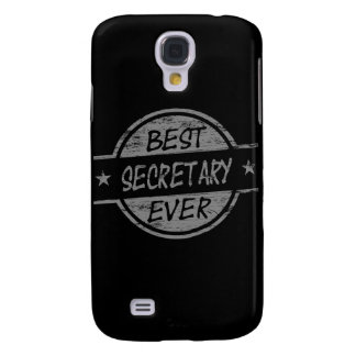 Best Secretary Ever Gray Samsung Galaxy S4 Cover