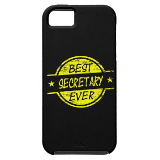 Best Secretary Ever Yellow iPhone SE/5/5s Case