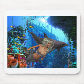 Best Seller Merrow Mermaid Mouse Pad