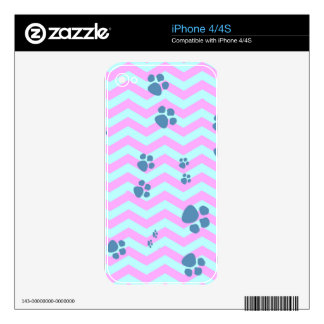 BEST-SELLING AMAZING DOGS STEP DESIGN SKINS FOR THE iPhone 4S