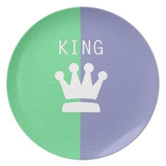 BEST-SELLING AMAZING KING DESIGN MELAMINE PLATE