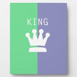 BEST-SELLING AMAZING KING DESIGN PHOTO PLAQUE