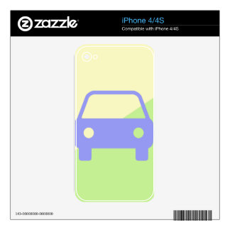 BEST-SELLING AMAZING ORIGINAL DESIGN DECAL FOR iPhone 4
