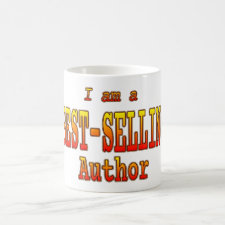 Best-selling Author Coffee Mug