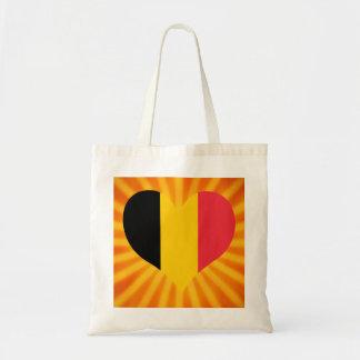 Best Selling Cute Belgium Budget Tote Bag