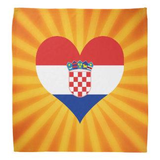 Best Selling Cute Croatia Bandana