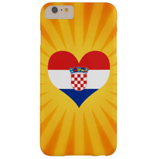 Best Selling Cute Croatia Barely There iPhone 6 Plus Case