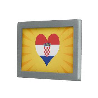 Best Selling Cute Croatia Belt Buckle