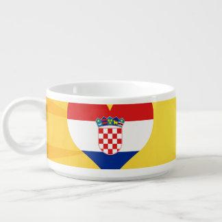 Best Selling Cute Croatia Chili Bowl