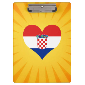 Best Selling Cute Croatia Clipboards