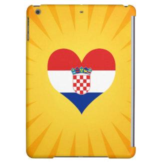 Best Selling Cute Croatia Cover For iPad Air