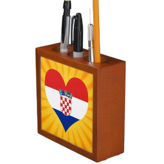Best Selling Cute Croatia Desk Organizers