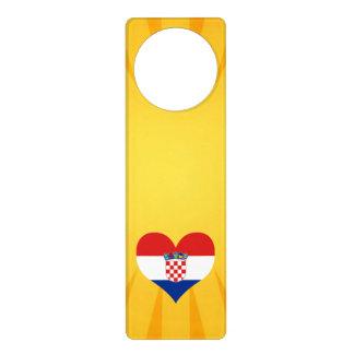 Best Selling Cute Croatia Door Hanger