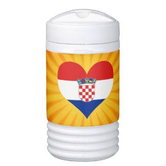 Best Selling Cute Croatia Igloo Beverage Dispenser