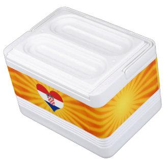 Best Selling Cute Croatia Igloo Drink Cooler