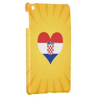 Best Selling Cute Croatia iPad Mini Covers