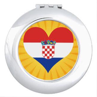 Best Selling Cute Croatia Makeup Mirrors