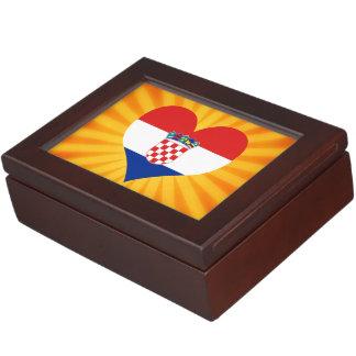 Best Selling Cute Croatia Memory Boxes