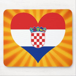 Best Selling Cute Croatia Mouse Pad
