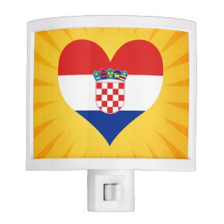 Best Selling Cute Croatia Nite Lights