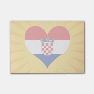 Best Selling Cute Croatia Post-it® Notes