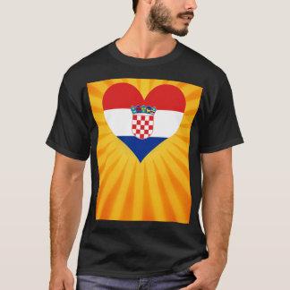Best Selling Cute Croatia T-Shirt