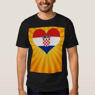 Best Selling Cute Croatia Tees