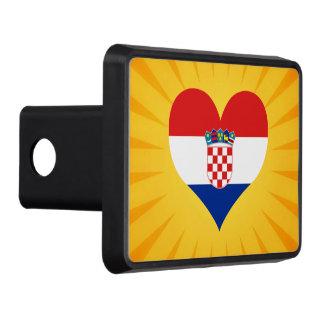 Best Selling Cute Croatia Trailer Hitch Covers