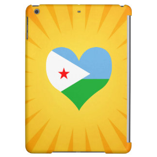 Best Selling Cute Djibouti Cover For iPad Air