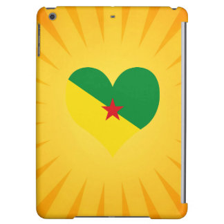 Best Selling Cute French Guiana Case For iPad Air