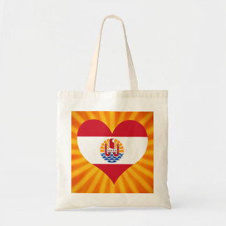 Best Selling Cute French Polynesia Budget Tote Bag
