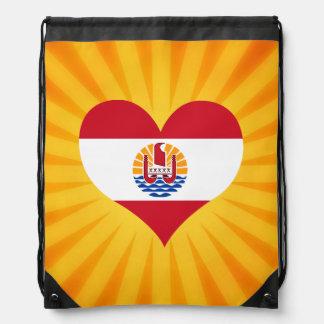 Best Selling Cute French Polynesia Cinch Bags