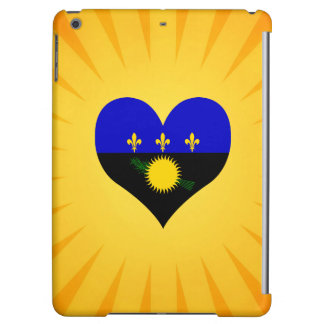 Best Selling Cute Guadeloupe iPad Air Covers
