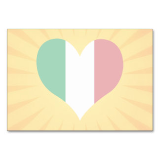 Best Selling Cute Italy Card