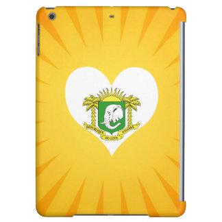Best Selling Cute Ivory Coast iPad Air Cover
