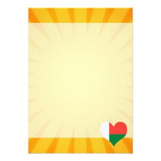 Best Selling Cute Madagascar Card