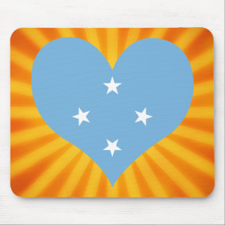 Best Selling Cute Micronesia Mouse Pad