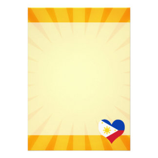 Best Selling Cute Philippines Card