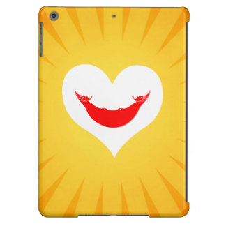 Best Selling Cute Rapa Nui Cover For iPad Air